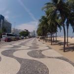 """Copacabana, a """"Princesinha do Mar"""", é sem dúvida o beira-mar mais famoso do Rio - e do Brasil (Foto: licença Wikimedia Commons)"""
