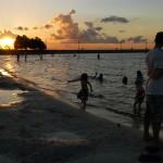O Lago Toho, como é mais conhecido o Tohopekaliga, serve para refrescar os mortais nos dias muito quentes. E o que mais tem na Flórida são dias quentes (Foto: Divulgação/Experience Kissimmee)