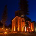 A belíssima Capela de São Pedro, no Bairro Monte Alegre, foi tombada pelo Codepac como patrimônio histórico do município (Foto: Paulo Heise)