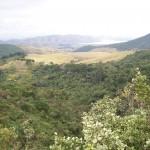 Localizado no ponto mais alto da Serra da Mantiqueira, a unidade tem uma área total de 30.000 hectares e chega a quase 3.000 metros acima do nível do mar. Na Parte Baixa, os mares de morros podem ser vistos de diversos pontos do parque (Foto: Eduardo Oliveira)
