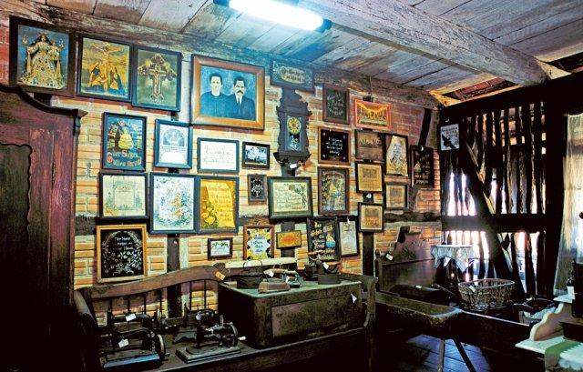 Museu Pomerano (Foto: Markito/Divulgação Santur)