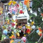 Nos finais de semana de março e abril tem a Osterfest, onde os pomerodenses celebram a Páscoa conforme os costumes germânicos (Foto: Divulgação/Pomerode Online)