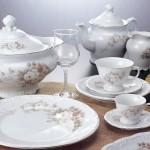 Pomerode tem tradição também no comércio de produtos em porcelana (Foto: Divulgação/Pomerode Online)