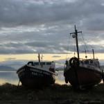 O porto também faz parte da coleção de cartões-postais do pequeno município andino (Foto: Eduardo Oliveira)