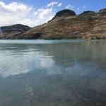 Rios, lagos e lagoas provenientes do gelo compõem as cenas e cenários no Parque Nacional Torres del Paine (Foto: Eduardo Oliveira)