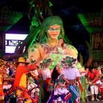 Todas as tradições regionais são representadas nos cinco dias da Festa do Sairé, que acontece sempre no mês de setembro e movimenta a economia local (Foto: Rodolfo Oliveira/Agência Pará)
