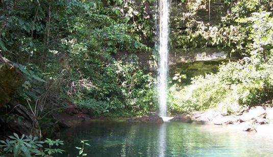 A bucólica Taquaruçu e as abençoadas cachoeiras do Tocantins