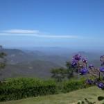 A pequena cidade de Guaramiranga, que tem menos de 4 mil habitantes, está localizada na microrregião do Maciço de Baturité, a 865 metros acima do nível do mar. A arborizada cidadezinha integra um pedaço da Mata Atlântica que é uma Área de Proteção Ambiental (Foto: Panoramio)