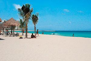 Playa Chac-Mool (Foto: Divulgação)