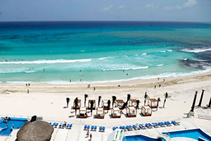Playa Punta Cancún (Foto: Divulgação)