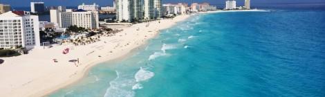 Em Cancún tem compras, parques, baladas... E praias! - Parte 1