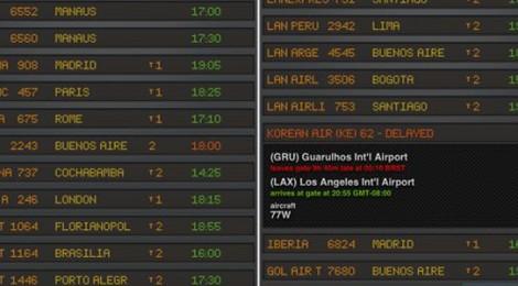 Confira os 10 melhores aplicativos para rastreamento de voos
