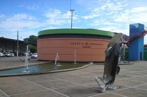 Museu do Rio e Aquário Municipal (Foto: licença Wikimedia Commons)