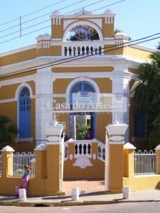 Casa do Artesão (Foto: licença Wikimedia Commons)