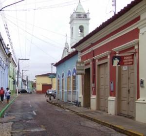 Centro Histórico (Foto: licença Wikimedia Commons)