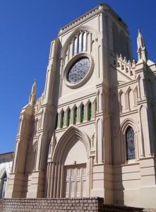 Igreja Nossa Senhora do Bom Despacho (Foto: licença Wikimedia Commons)