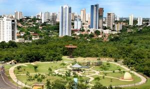 Parque Mãe Bonifácia (Foto: licença Wikimedia Commons)