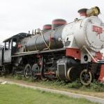 Estrada de Ferro Madeira-Marmoré: ferrovia de 366 quilômetros na Amazônia, com ligação entre Porto Velho e Guajará-Mirim. Foi a décima quinta ferrovia construída na história do país (Foto: licença Wikimedia Commons)