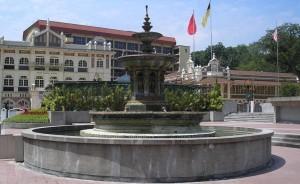 Merdeka Square (Foto: licença Wikimedia Commons)