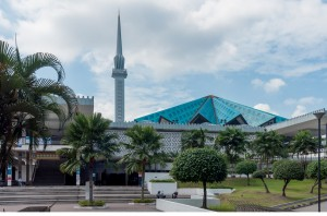 Mesquita Nacional (Foto: licença Wikimedia Commons)
