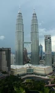 Torres Petronas (Foto: licença Wikimedia Commons)