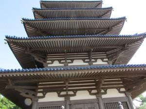Japão: além das construções maravilhosas, têm sushis, sashimis, shows de tambores e muitos presentes típicos no espaço reservado à cultura oriental (Foto: Eduardo Oliveira)