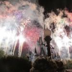 A magia e o encanto que a Disney nos proporcionou durante todo o dia no Magic Kingdom foram incríveis; por alguns momentos, voltamos a nos sentir crianças no meio daquele espetáculo sem fim (Foto: Eduardo Oliveira)